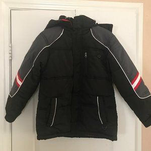 PROTECTION SYSTEM WEATHER COAT - SIZE M (10/12)